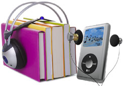 highly customized audiobook conversion