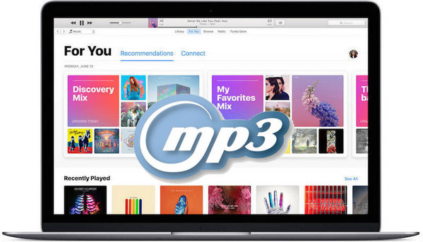 Download Apple Music Songs To Mp3 In 4 Steps Noteburner