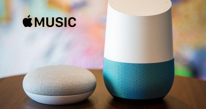 How to Play Apple Music on Google Home | NoteBurner