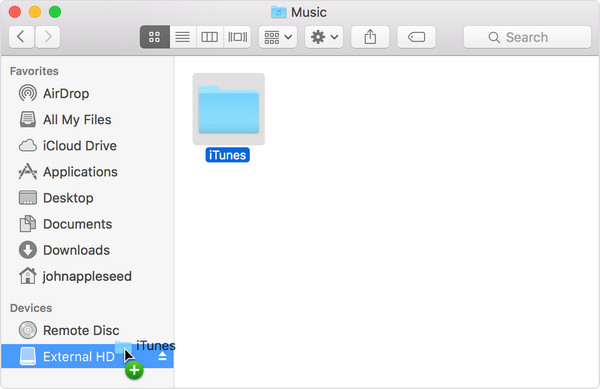 How to move your iTunes library to an external hard drive ...