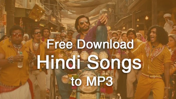 Free Download Hindi Songs to MP3 | NoteBurner