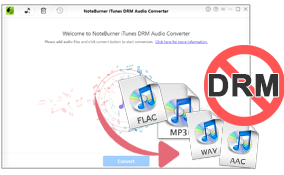 NoteBurner iTunes Audio Converter