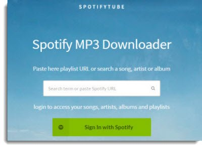 Top 4 Spotify Downloader Review - Download Spotify Music to MP3