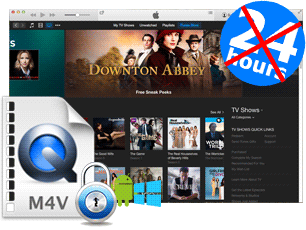 remove drm from itunes rentals