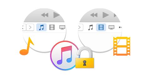 NoteBurner iTunes DRM Converter Bundle- Best DRM removal, remove DRM